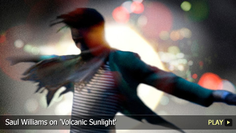 Saul Williams on 'Volcanic Sunlight'