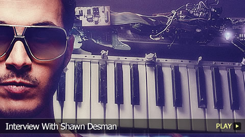 Interview With Shawn Desman