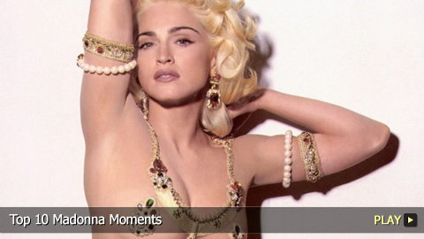 Top 10 Madonna Moments