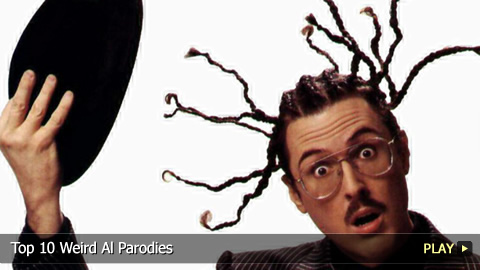 Top 10 Weird Al Parodies