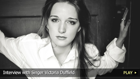 Interview with Singer Victoria Duffield