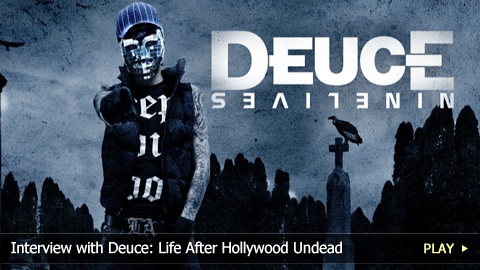 Interview with Deuce: Life After Hollywood Undead