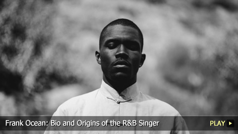 Frank Ocean: Bio and Origins of the R&B Singer