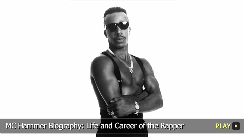 MC Hammer Biography: Life and Career of the Rapper
