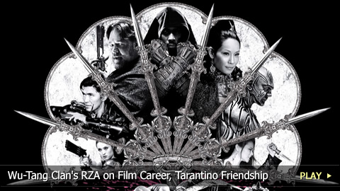 Wu-Tang Clan's RZA on Film Career, Tarantino Friendship
