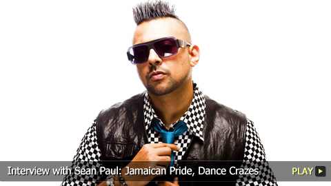 Interview with Sean Paul: Jamaican Pride, Dance Crazes