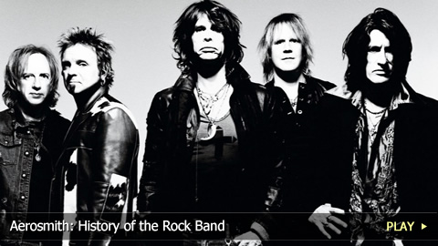 Aerosmith: History of the Rock Band
