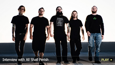 Interview with All Shall Perish