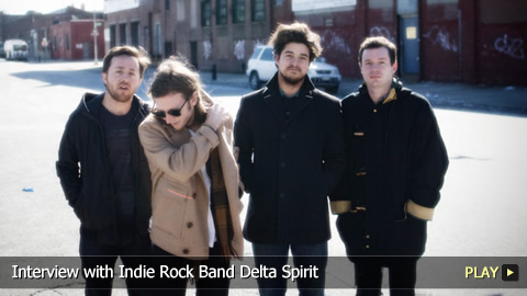 Interview with Indie Rock Band Delta Spirit