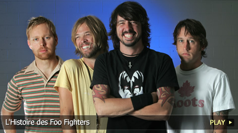 L'Histoire des Foo Fighters