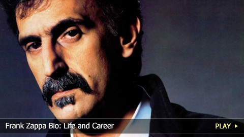 Frank Zappa Bio: Life and Career