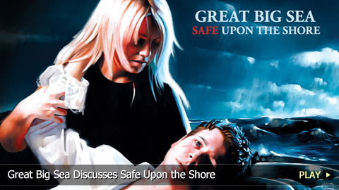 Great Big Sea Discusses Safe Upon the Shore