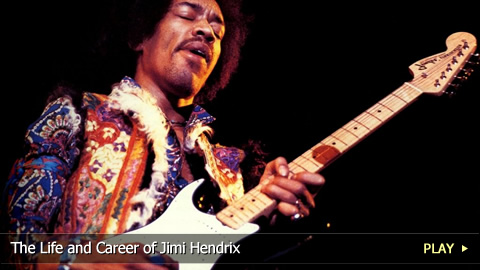 The Life and Career of Jimi Hendrix