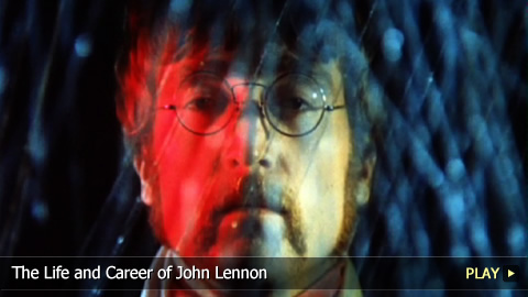 The Life and Career of John Lennon