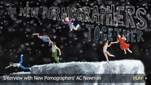 Interview With New Pornographers' AC Newman