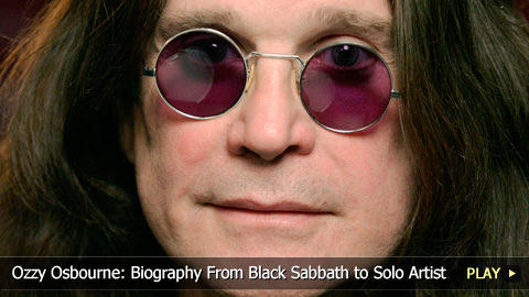 Ozzy Osbourne: Biography from Black Sabbath to Solo Artist