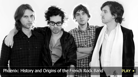 Phoenix: History and Origins of the French Rock Band