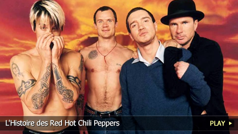 L'Histoire des Red Hot Chili Peppers