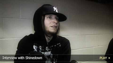 Interview With Shinedown