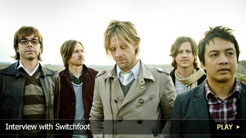 Interview With Switchfoot