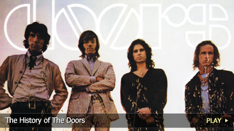 The History of The Doors