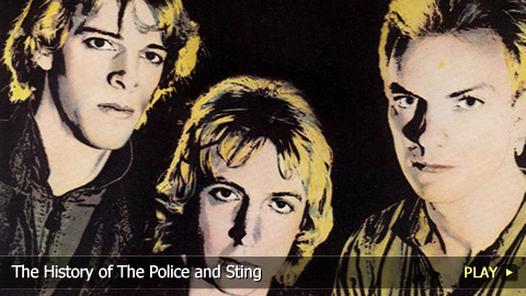 The History of The Police and Sting