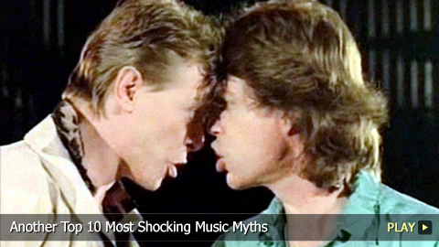 Another Top 10 Most Shocking Music Myths