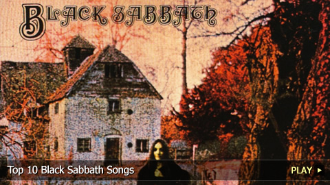 Top 10 Black Sabbath Songs