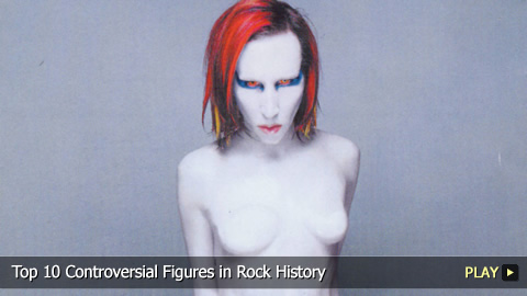 Top 10 Controversial Figures in Rock History