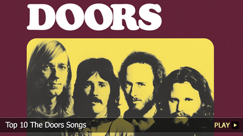 Top 10 The Doors Songs