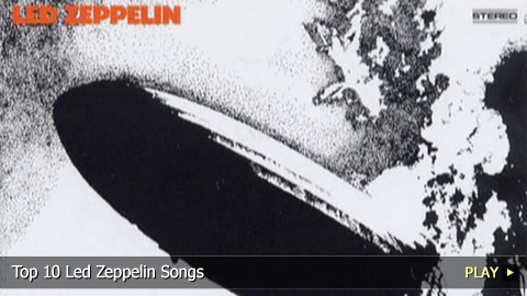 Top 10 Led Zeppelin Songs