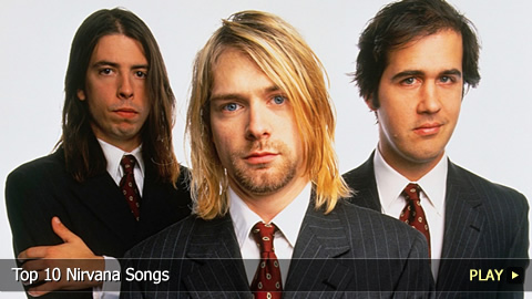 Top 10 Greatest Nirvana Songs