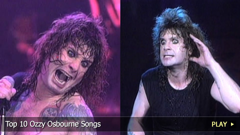 Top 10 Ozzy Osbourne Songs