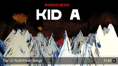 Top 10 Radiohead Songs