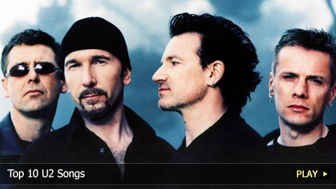 Top 10 Greatest U2 Songs
