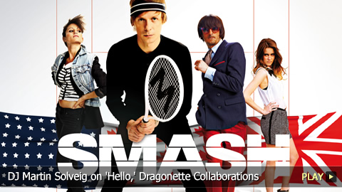 DJ Martin Solveig on 'Hello,' Dragonette Collaborations