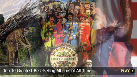 Top 10 Greatest Best-Selling Albums of All Time