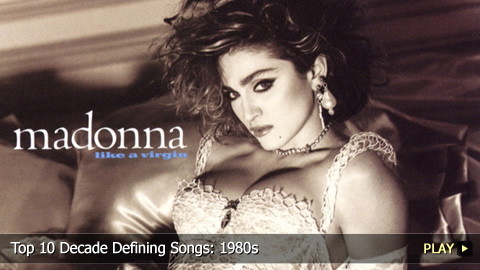 Top 10 Decade Defining Songs: 1980s