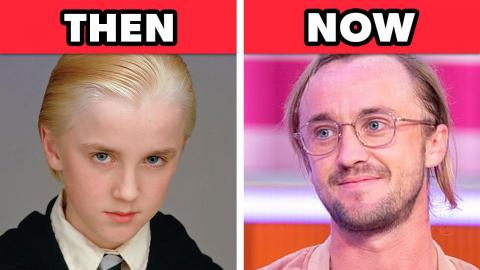Top 10 Harry Potter Stars: Where Are They Now?