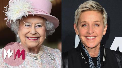 Top 10 Celebrities You Didn't Know Were Related to Royalty