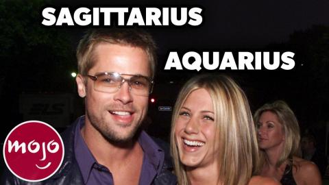 Top 10 Celeb Couples Who Are Incompatible Zodiac Signs