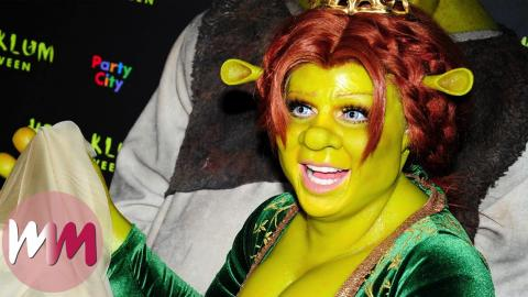 Top 10 BEST Celebrity Halloween Costumes (2018)