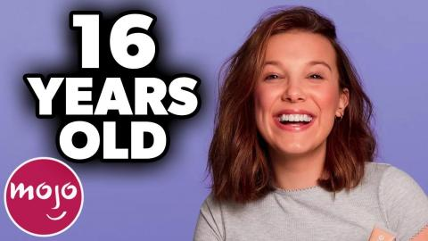 Top 10 Celebs Who Are WAY Younger Than You Realized