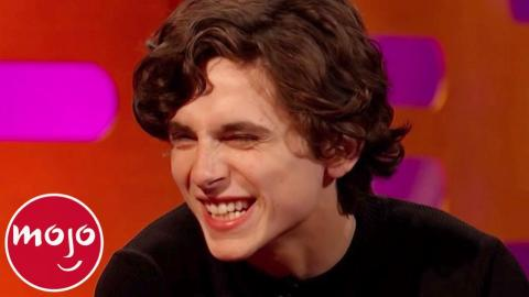 Top 10 Funniest Timothée Chalamet Moments