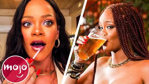 Top 10 Most Hilarious Rihanna Moments