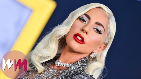 Top 10 Lady Gaga A Star Is Born Press Looks
