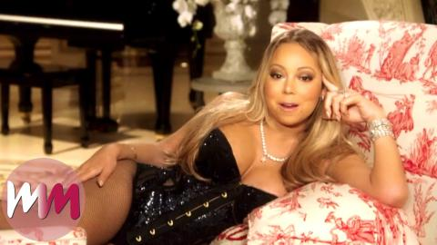 Top 10 Most Diva Mariah Carey Moments