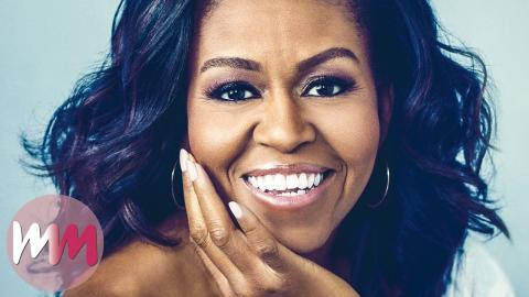 Top 10 Revealing Facts from Michelle Obama's Book