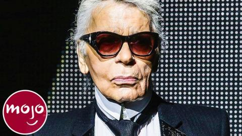 Top 10 Things You Didn't Know About Karl Lagerfeld