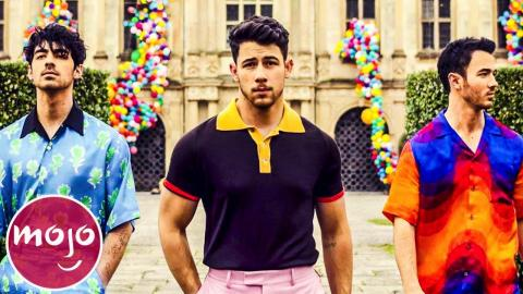 Top 10 Things You Didn't Know About the Jonas Brothers